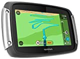 TomTom Rider 400 Motorradnavigationsgerät (10,9 cm (4,3 Zoll) Display, Free Lifetime Map, Europa...