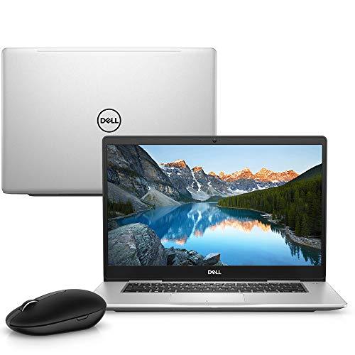 "Notebook Dell Inspiron Ultrafino i15-7580-M40M 8ª Geração Intel Core i7 16GB 1TB+128GB SSD Placa de Vídeo FHD 15.6"" W10 Mouse WM326 McAfee"