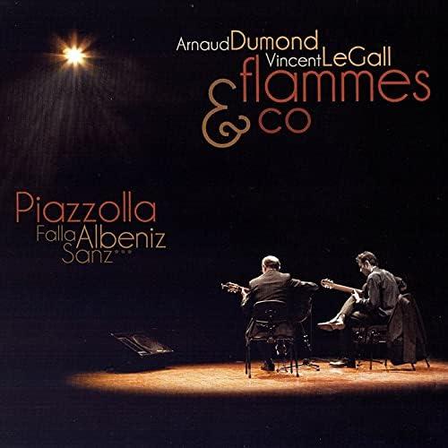 Arnaud Dumond & Vincent LeGall