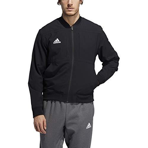 adidas Urban Bomber Jacket - Men's Casual 3XL Black/White