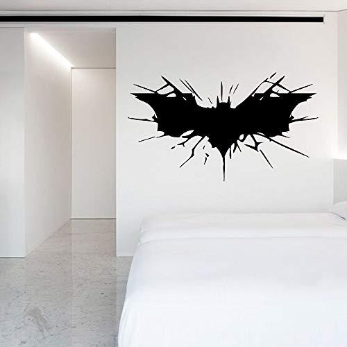 yaofale PVC-Adesivi murali-Simbolo Silhouette Adesivo da Parete per la Decorazione della casa e della Stanza dei Bambini Rimovibile
