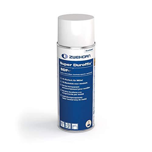 Super Duroffix® SDF-0 matt 1K-Klarlack 400ml Sprühdose
