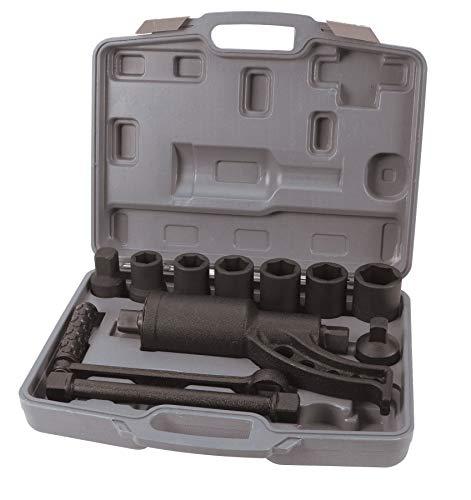 Performance Tool M208 3,688 ft/lbs Torque Multiplier Wrench – Torque Multiplier 1 Inch Drive Lug Nut Wrench Torque Amplifier Lug Nut Remover
