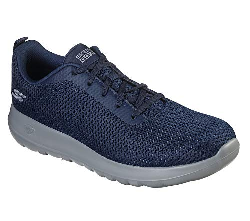Skechers Performance Men's Go Walk Max-54601 Sneaker,navy/gray,12 Extra Wide US