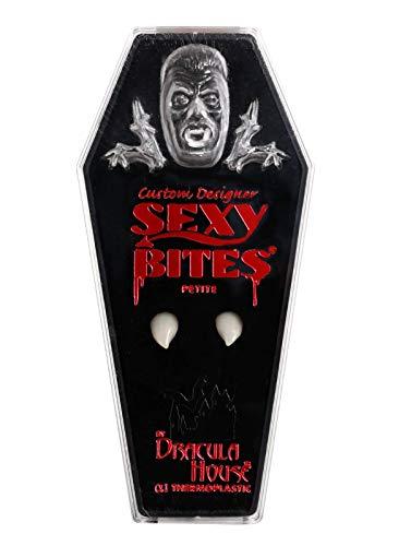 Sexy Bites Custom Vampire Fangs Teeth, Petite