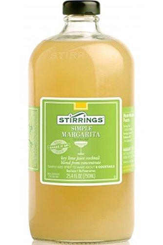 Stirrings Cocktail Mixer, Margarita, 750 mL