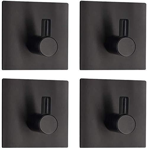 Ganchos dobles con ventosas, de plástico, extraíbles, para cocina, baño, dormitorio, pared,...