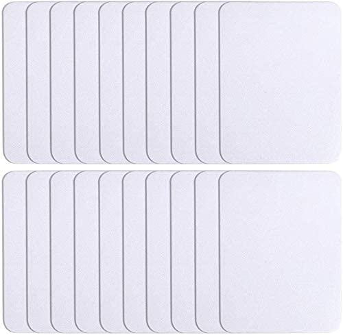No Iron Hemming Patches - Set of 40