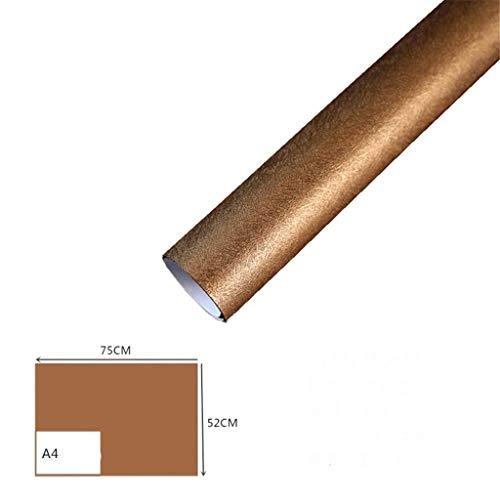 SZQ-Inpakpapier Pure Color Parelmoer papier, kleur karton Student Book Paper Valentine's Day Jewelry Box inpakpapier Romantische Scène Decoratie Paper Cadeaupapier (Color : B, Size : 75 * 52CM)
