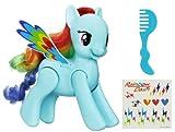 My Little Pony – Rainbow Dash Saute et Vole – Version Anglaise