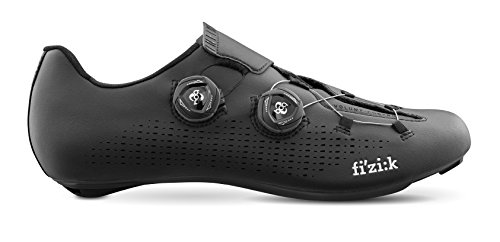 Fizik R1 INFINITO Shoes, Black, Size 44