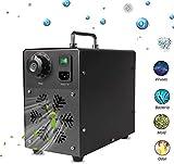 WFGZQ Generador De Ozono Comercial De 20000 MG/H, Esterilizador De Purificador De Aire para Eliminar Olores, Máquina Portátil De Generador De Ozono para La Oficina En El Hogar (Rango Efectivo 800M3)