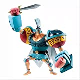 Ltong One Piece Stampede Figure Ichibansho Franky Chiffres M