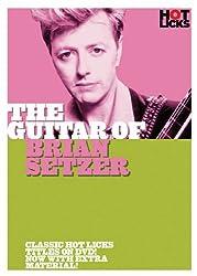 Guitar Of Brian Setzer - Hot Licks Guitar DVD