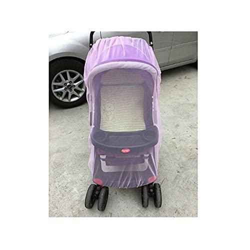Portátil Verano bebé Mosquito Net Malla cúpula bedred Redes Redes recién Nacidos bebés portátil Canopy niños Software para el hogar Interior al Aire Libre (Color : C Pink)