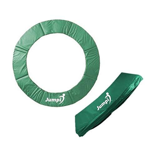 Generic5 Cubierta de Resorte para trampolín de 312 cm (10 FT), Verde, Duradera, Impermeable, trampolín, diversión al Aire Libre, Varios tamaños, Duradero, Accesorios para trampolín