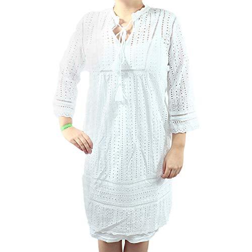 Malvin Damen Bluse 8101 (Weiß) 319658 (36)