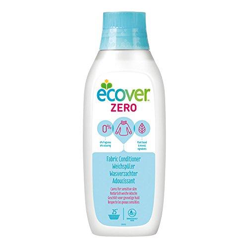 Adoucissant ECOVER ZERO 750ml (spécial peaux sensibles)