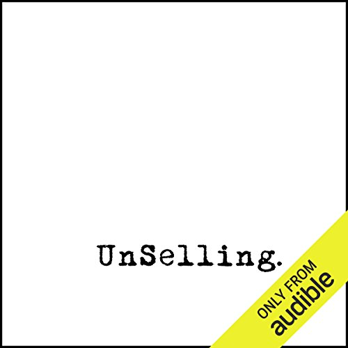 UnSelling audiobook cover art
