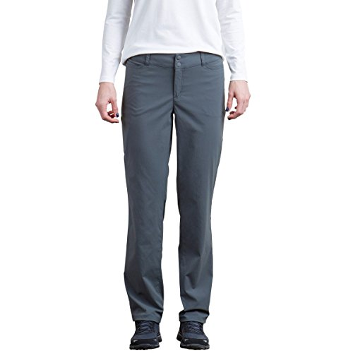 ExOfficio Women's Venture Pants Dark Pebble 6 32