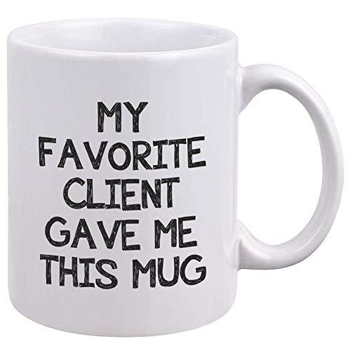 My Favorite Client Mug