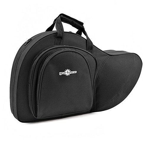 French Horn Case with straps by Gear4music