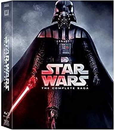スター・ウォーズ コンプリート・サーガ ブルーレイBOX 北米輸入版 Star Wars: The Complete Saga (Episodes I-VI)[Blu-ray] [Import]