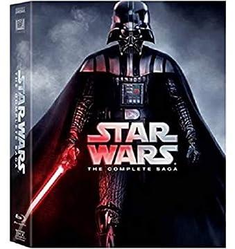 Star Wars: The Complete Saga (Episodes I-VI)