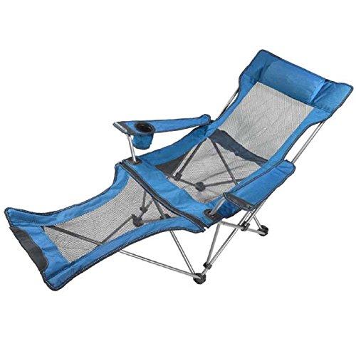 WAYMX Déjeuner décontracté Pause Nap lit Pliable Chaise Multifonctionnel Portable Dossier Tabouret Ultralight Voiture Charge pesant150 kg, a