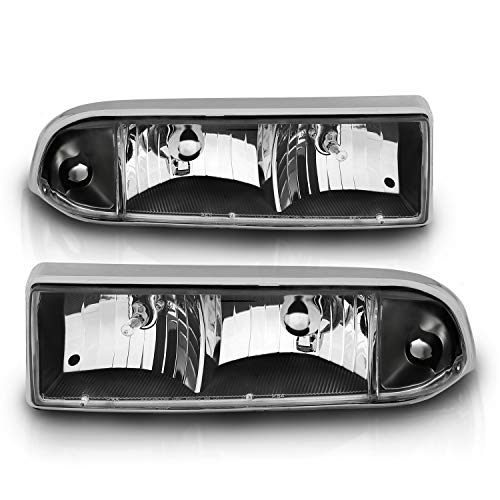 02 chevy s10 headlight assembly - 6