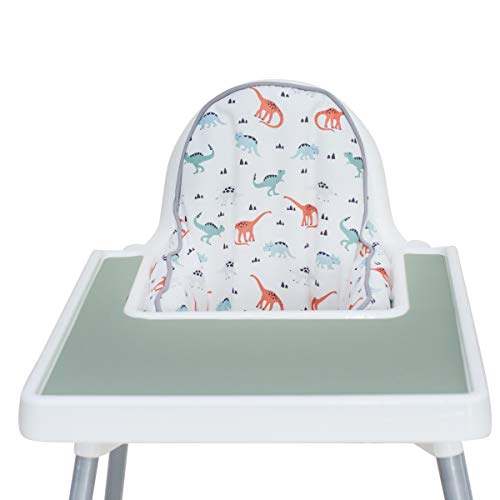 IKEA High Chair Cushion Cover for Antilope High Chair (Dinosaurs)