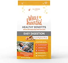 WholeHearted Healthy Digestion Chicken and Egg Product Recipe Dry Cat Food, 5 lbs. by PETCO
