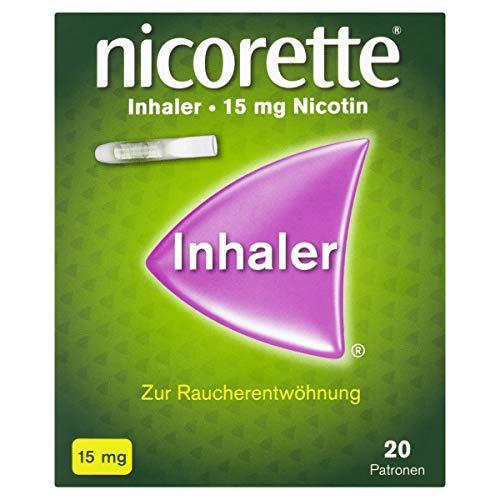 Johnson & Johnson GmbH (OTC) -  NICORETTE Inhaler 15