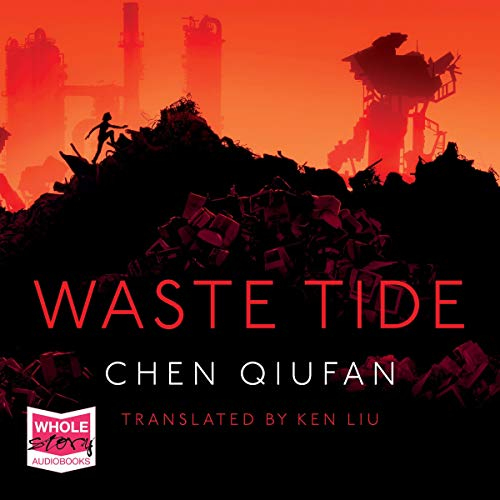 Waste Tide audiobook cover art