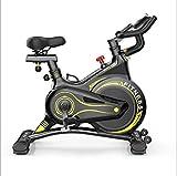WGFGXQ Bicicletas de Spinning, Bicicletas de Spinning con Control Magnético para el Hogar, Bicicletas de Ejercicio con Control Magnético Silencioso, Equipo Deportivo de Entrenamiento para Pérdida d