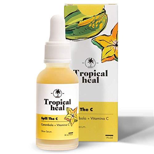 Cremas Aclarantes Efectivas marca Tropical Heal