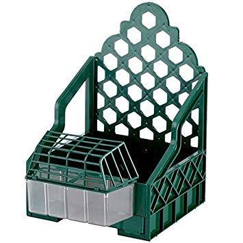 pcmoviles Repisa para Jaula De Reclamo De Perdiz Fabricada Totalmente en Plastico