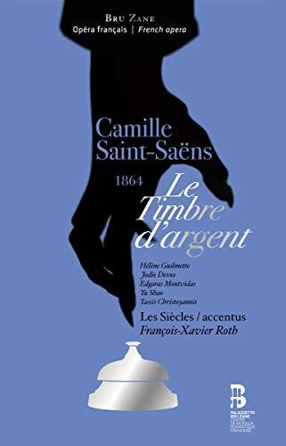 Saint-Saens: Le Timbre d'Argent (2 CD+Buch)