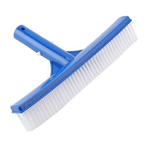 Poolbürstenkopf, leichte Poolbürste, praktischer Poolreiniger, für Zuhause zur Reinigung von Poolzubehör