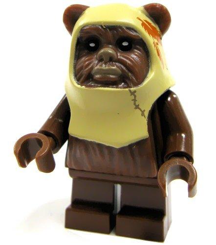 LEGO Star Wars Minifigur - Die Rückkehr der Jedi-Ritter - Paploo Ewok