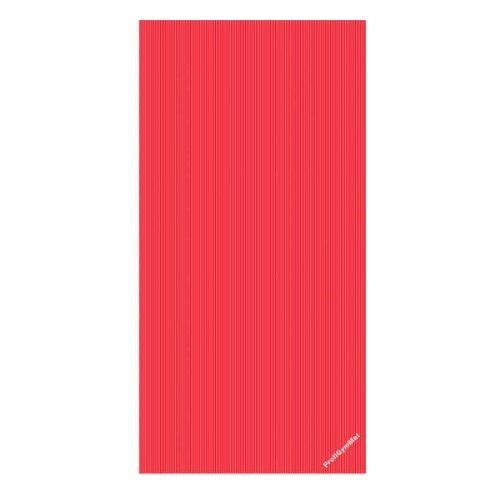 Gruppentherapiematte - Trendy Sport RehaMat - Trainingsmatte - 200 x 100 x 2,5 cm, rot