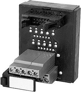 UFL 16 125 VAC/DC / 1 A - Barra de cinta plana