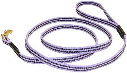 REDLINE K 9 Sure Grip 5 8 Inch Leash Purple 5 8 inch X 6 Foot product image