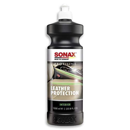 Sonax Profiline Leather Protection (1 L) Ce Protecteur de Cuir Conserve Et Rafraîchit la Couleur Du Cuir | Réf: 02823000
