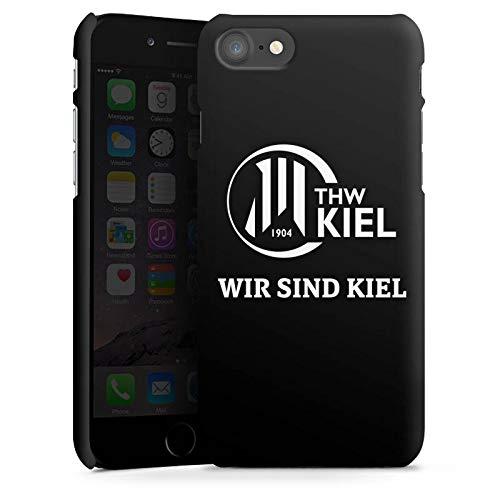 DeinDesign Premium Case kompatibel mit Apple iPhone 7 Hülle Handyhülle THW Kiel Handball Fanartikel