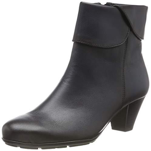 Gabor Shoes Damen Basic Stiefeletten, Blau (Ocean (Effekt) 26), 37 EU