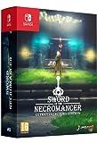 L'édition Ultra Collector inclut dans un pack premium : Le jeu en version physique, son manuel, un certificat d'authenticité, un Artbook, le CD de la BO et 7 cartes IR Sword of the Necromancer est un Dungeon-Crawler Action/RPG avec des éléments de ty...