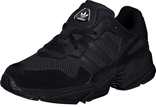 Adidas YUNG- 96 J,  Zapatillas de Deporte Unisex Adulto,  Negro (Negbás/Negbás/Carbon 000),  38 2/3 EU