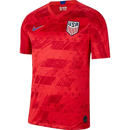 of nike soccer shirts Nike USA Jersey Away Mens 2019 (M)