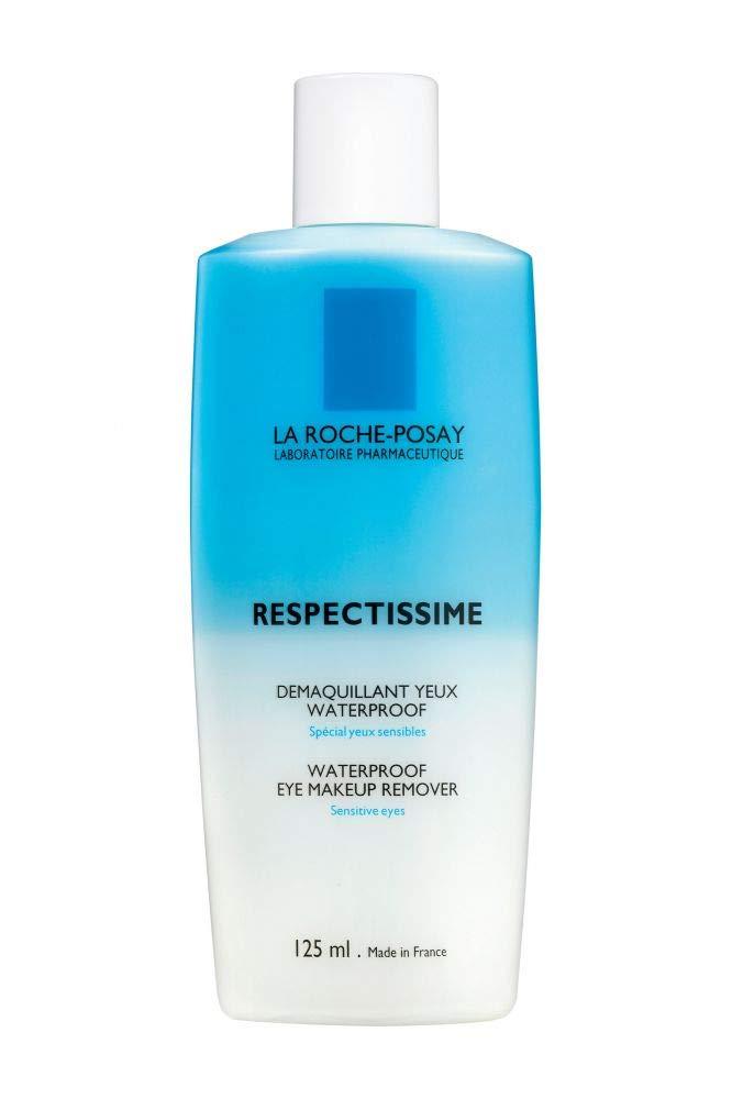 La Roche-Posay Respectissime Waterproof Eye Makeup Remover, 4.2 Fl Oz: La Roche-Posay: Premium Beauty